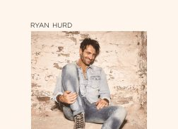 Ryan Hurd's New Single Has Our Hearts Pegged 'To a T'
