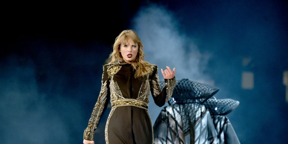 """The Five Coolest Things We Saw at Taylor Swift's """"Reputation Tour"""" Stop in Nashville"""