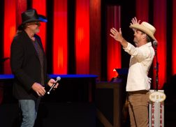 Dustin Lynch Invited to Become an Official Member of the Grand Ole Opry