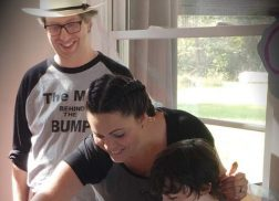 It's a Girl for Pistol Annies Singer Angaleena Presley