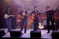 Jimmy Fallon, Ethan Hawke Channel The Highwaymen for 'On the Road Again'