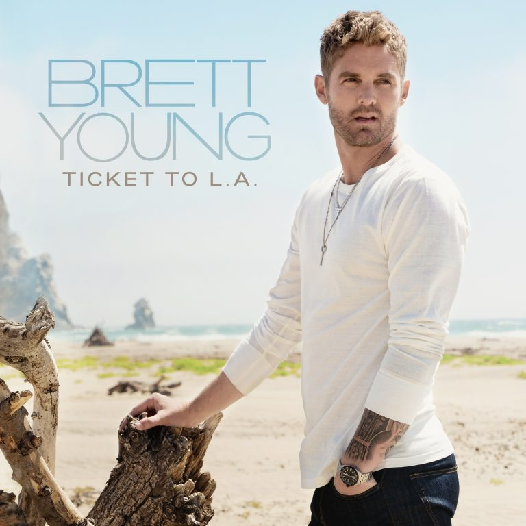 Brett Young Books 'Ticket to L.A.' for Sophomore Album