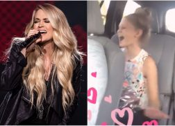 We Are Blown Away By This 12-Year-Old's Carrie Underwood Cover