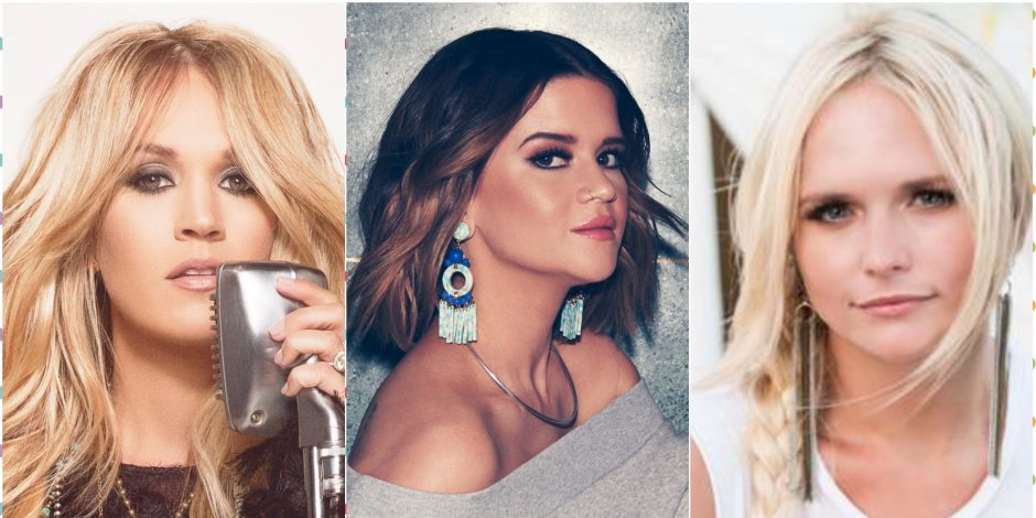CMT to Spotlight Women in Country at This Year's All-Female Artists of the Year Event