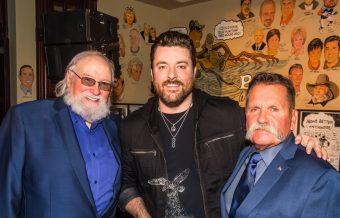 Chris Young has First Charlie Daniels Patriot Award
