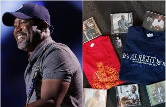 Enter to WIN a Darius Rucker-Themed Prize Pack