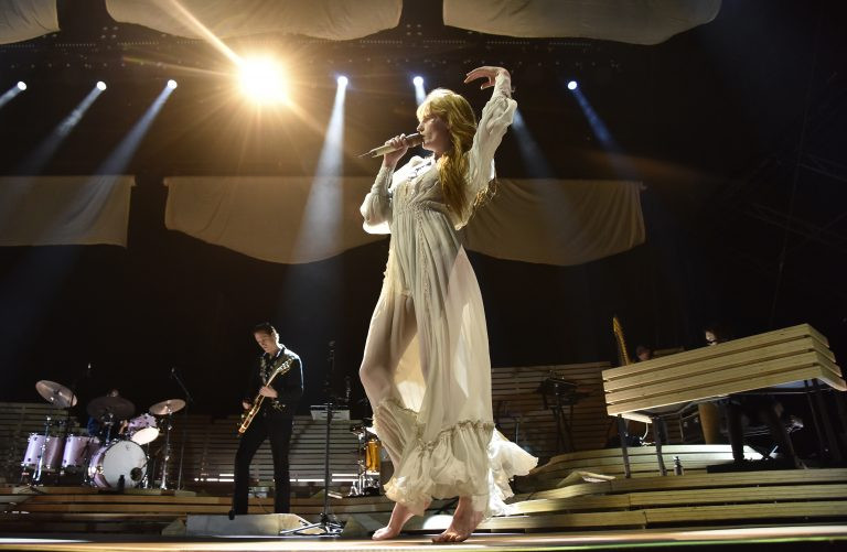 WIN A Pair of Tickets to See Florence + the Machine in Nashville