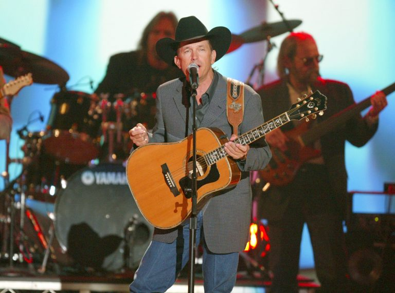 Breaking: George Strait's Drummer, Mike Kennedy, Killed in Car Accident