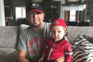 Jason Aldean and Mini-Me Son Catch Georgia Bulldogs Football Game