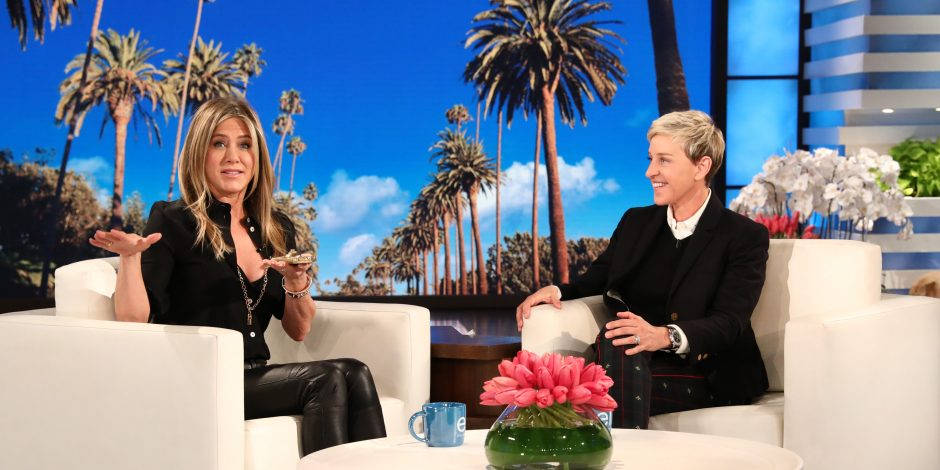 Is Jennifer Aniston Working on Music with Dolly Parton?
