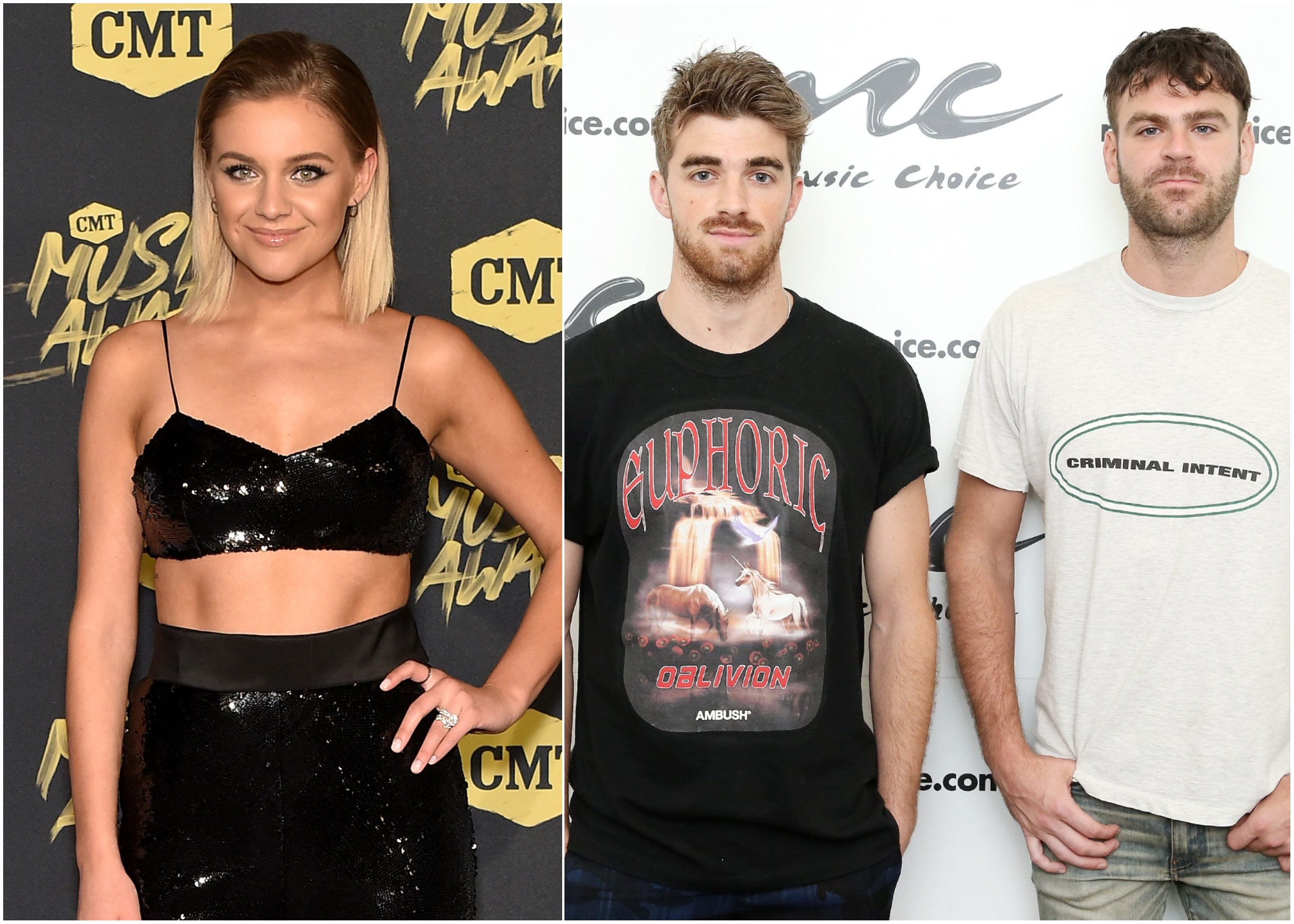 Kelsea Ballerini Goes Techno for the Chainsmokers Collaboration 'This Feeling'