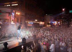 Luke Bryan Plays to 30,000 Fans During Free Downtown Nashville Concert