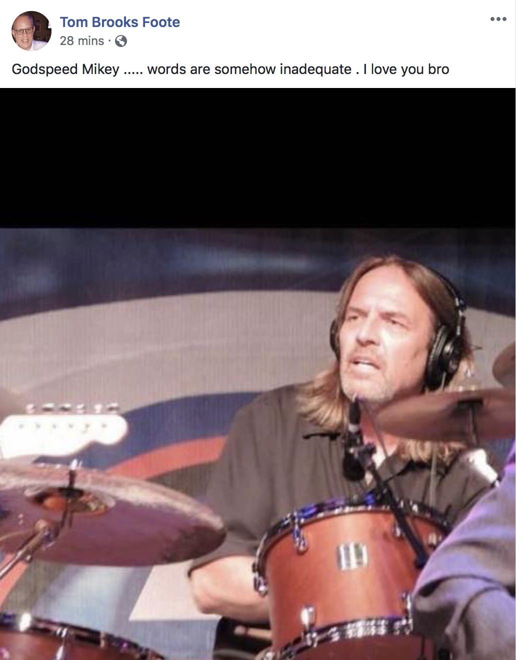 George Strait Drummer, Mike Kennedy, Killed in Car Crash