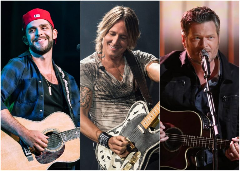 Thomas Rhett, Carrie Underwood and More Earn People's Choice Awards Nominations