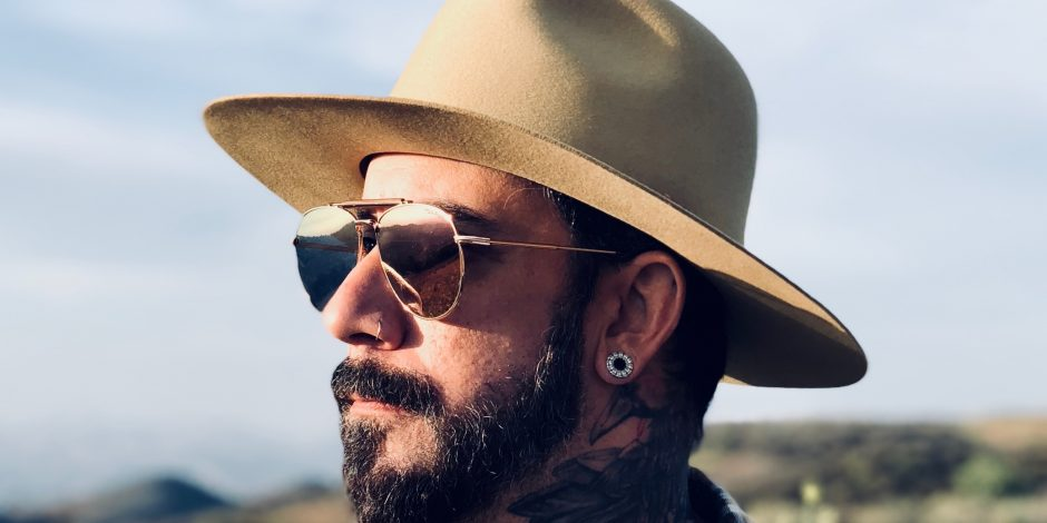 AJ McLean Plays Protective Husband in New Video for 'Night Visions'