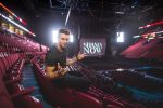 Exclusive Photos: Bastian Baker Takes Us on the Road for Shania Twain's 'NOW Tour'