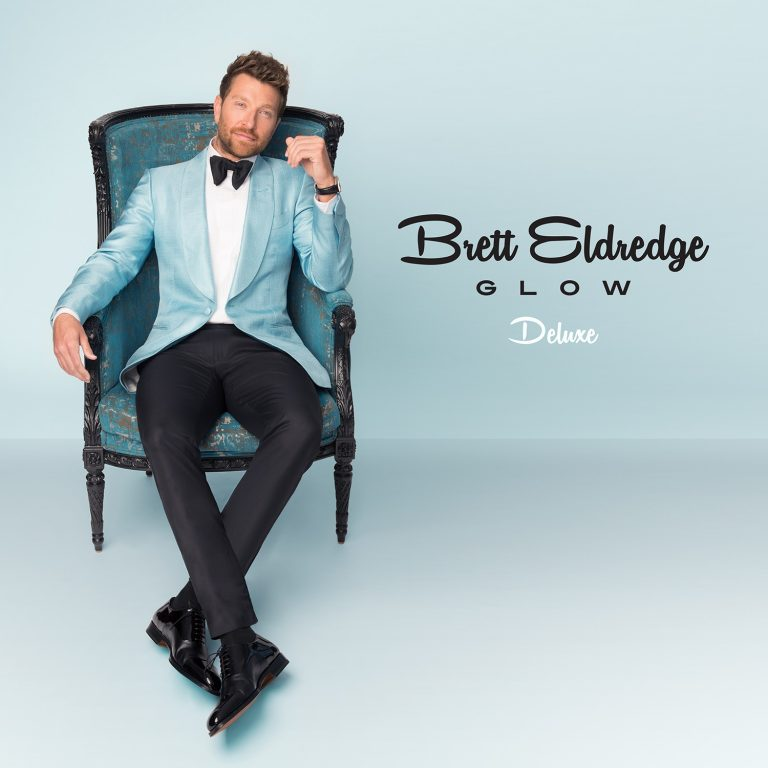 Brett Eldredge to Light Up the Holiday Season With <em>Glow Deluxe</em>