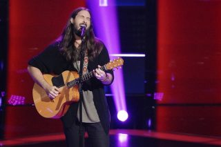 Blake Shelton Rounds Out <em>The Voice</em> Team with a Rock Star Caeland Garner