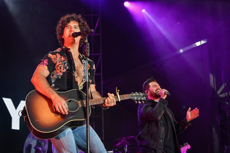 Dan + Shay's Dan Smyers Shares His Hair-spiration