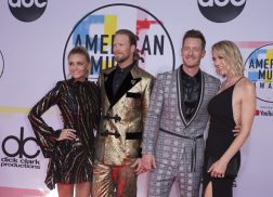 Country Stars Go Glam for the 2018 American Music Awards Red Carpet