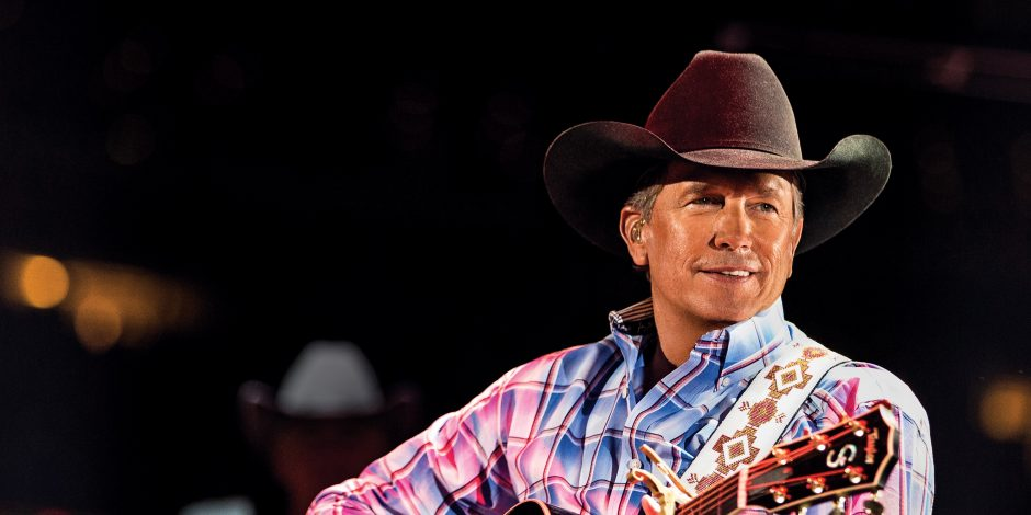 George Strait to Headline Gillette Stadium Concert With Blake Shelton