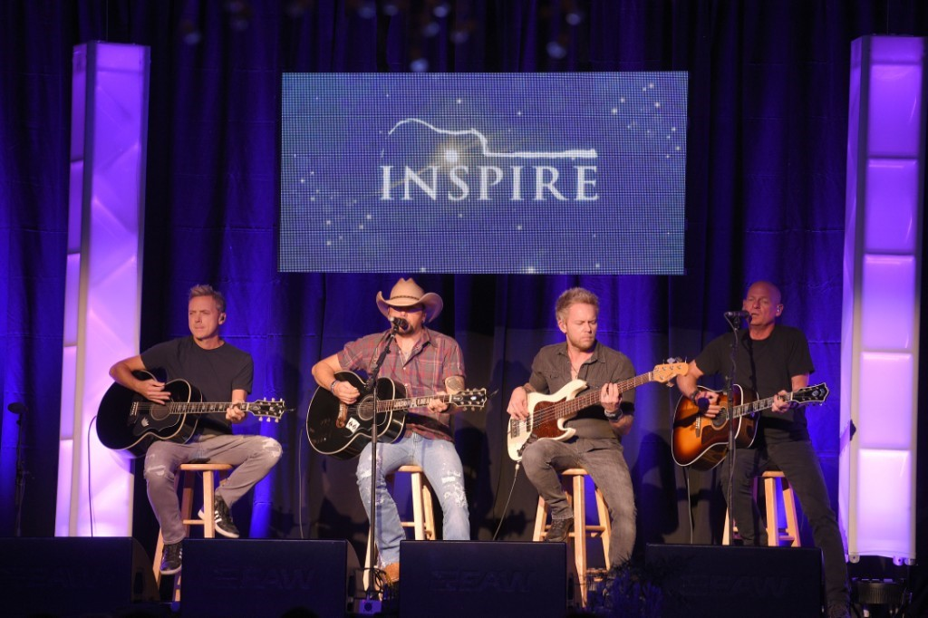 5 Incredible Moments From the 2018 INSPIRE Awards–A Benefit for Victims of the Tragedy in Las Vegas