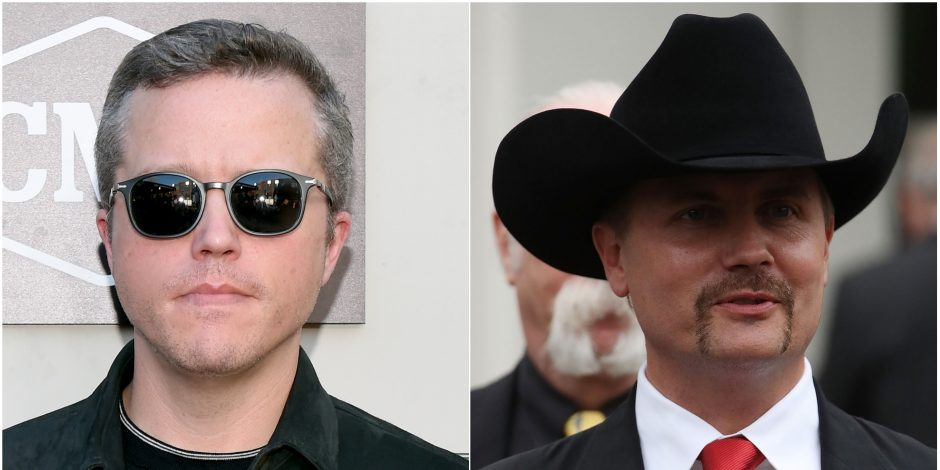 John Rich and Jason Isbell Set Positive Example With Civil Discussion of Politics