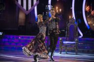 John Schneider, Bobby Bones Step Up the Spook Factor on 'Dancing With the Stars'
