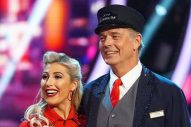 John Schneider, Bobby Bones Salute New York City on <em>Dancing With the Stars</em>