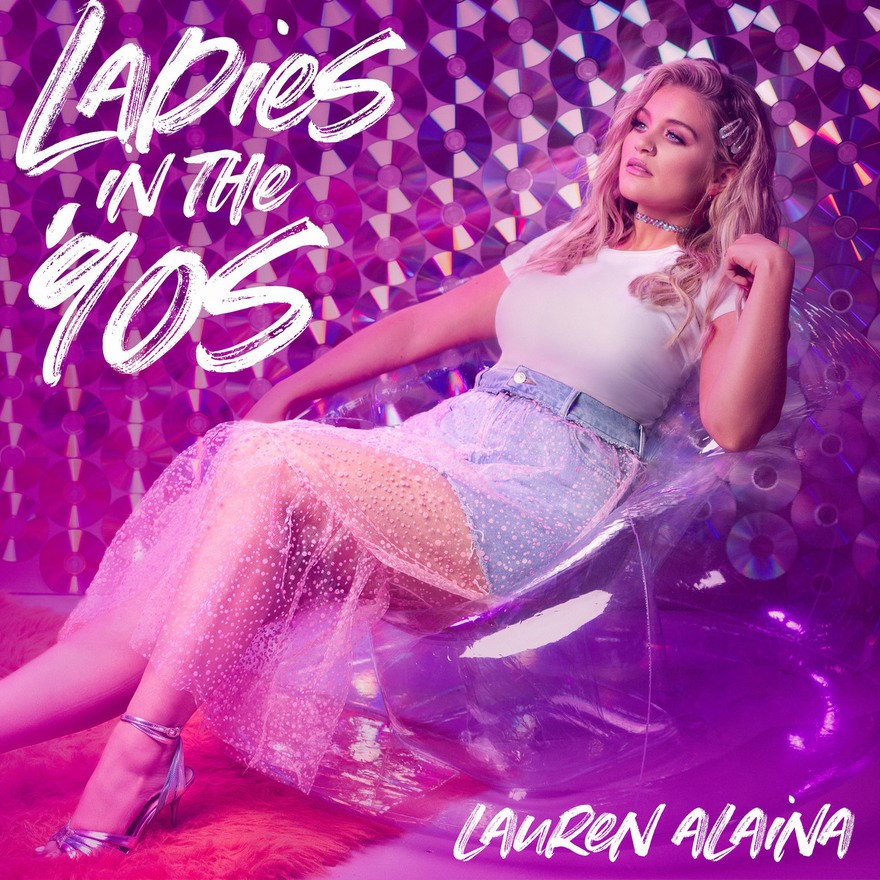 Lauren Alaina Tips Her Scrunchie to the 'Ladies of the '90s' in New Single