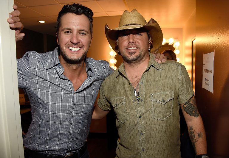 Luke Bryan, Jason Aldean, Sam Hunt to Headline Stagecoach Festival 2019