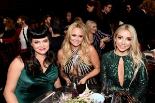 Pistol Annies Honor CMT with <em>Grease</em>-Inspired Glam Jam