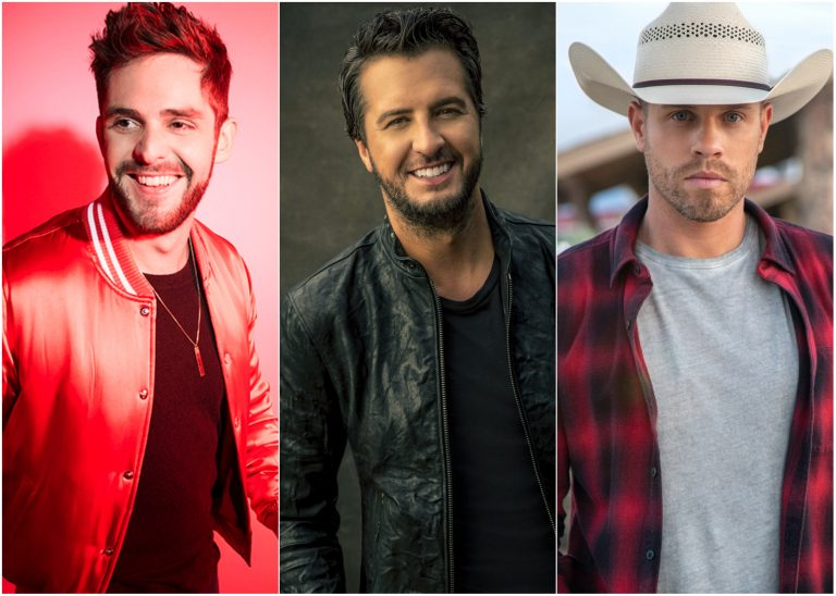 Thomas Rhett, Dustin Lynch Join Luke Bryan's Crash My Playa Lineup