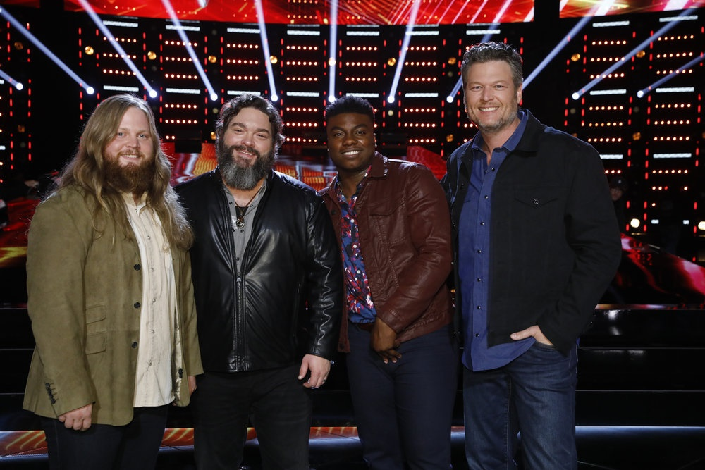 The Voice Recap: Live Playoffs Whittle Down Top 24 to Final 13