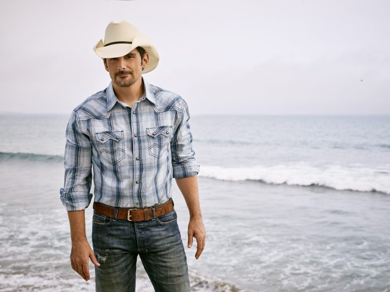 Listen to Brad Paisley's New Single 'Bucked Off'