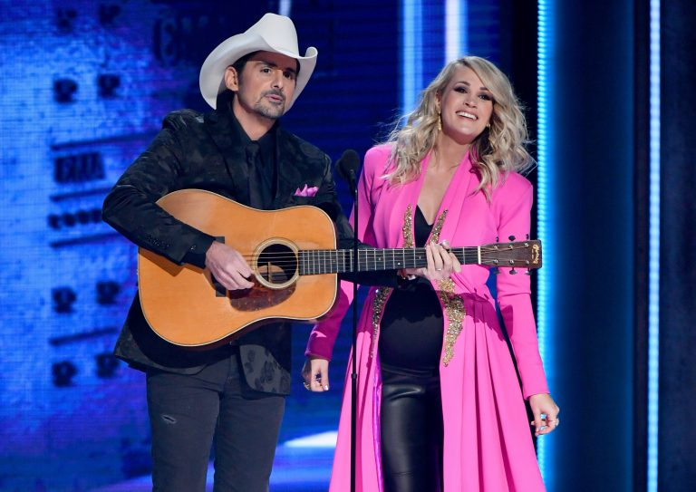 Brad Paisley Responds to Ouster as CMA Awards Host