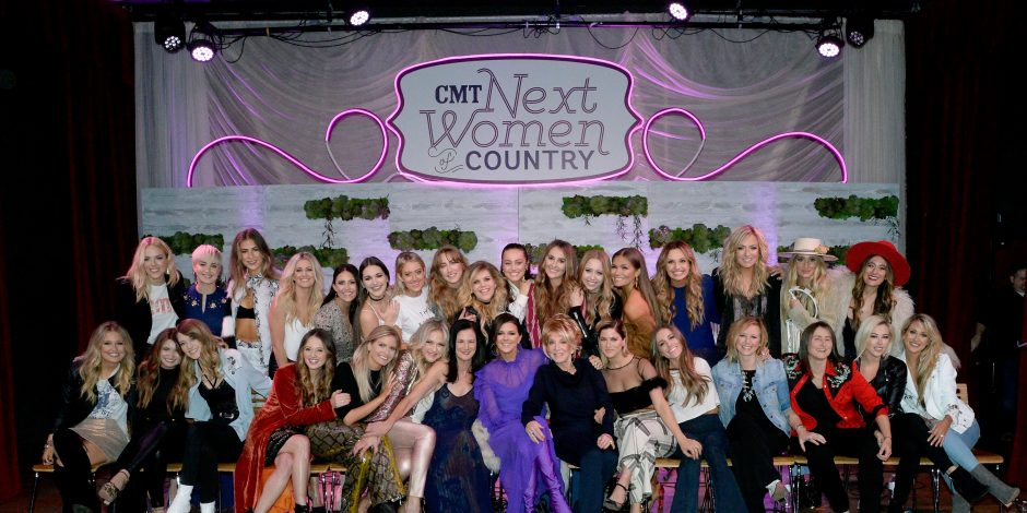 CMT's Next Women of Country Proves the Future is Female