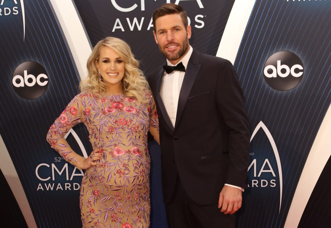Mike Fisher Praises Carrie Underwood After Oklahoma Hall of Fame Induction