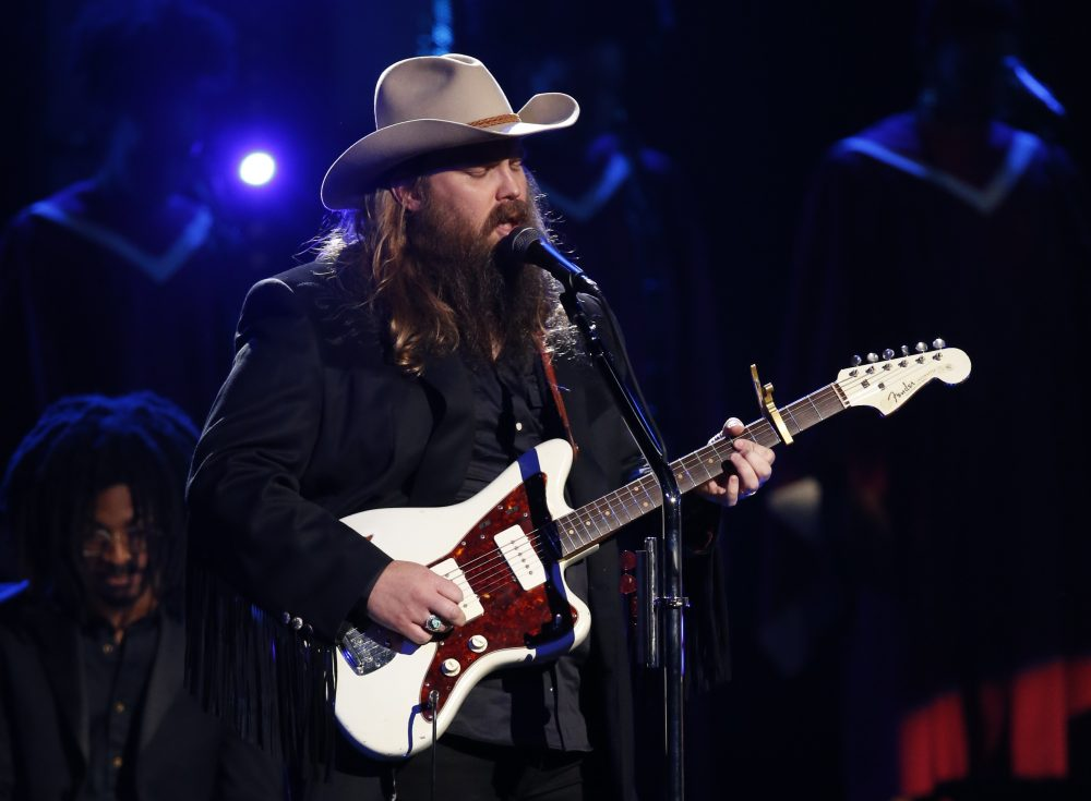 Chris Stapleton Among Artists to Honor MusiCares Person of the Year Dolly Parton