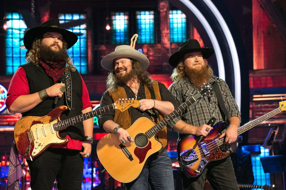 Real Country Premieres With Three Incredible New Acts