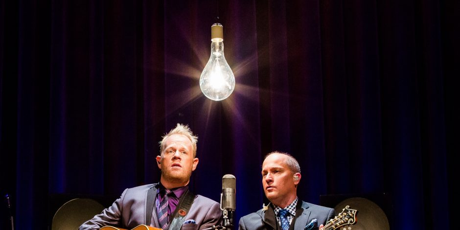 Dailey & Vincent Are 'Thankful' Dolly Parton Sang on 'Road to Bethlehem' With Them