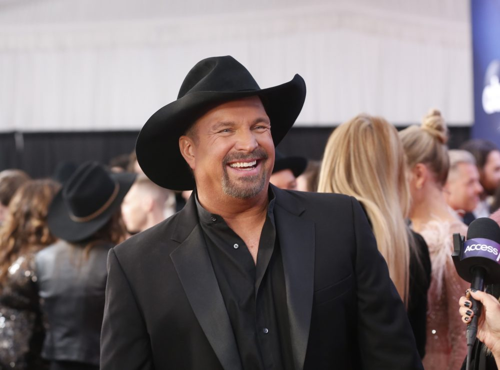Garth Brooks Announces Seven-Disc Vinyl Collection