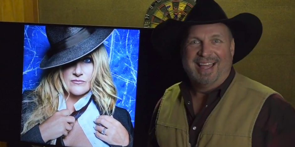 Garth Brooks's CMA Performance Dedicated to Trisha Yearwood