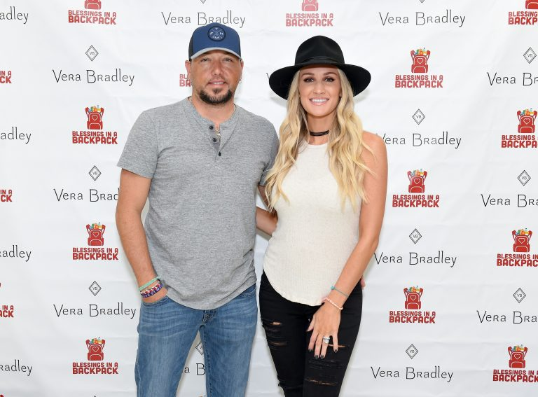 Say Hello to Navy Rome – Jason Aldean's Daughter Has Arrived