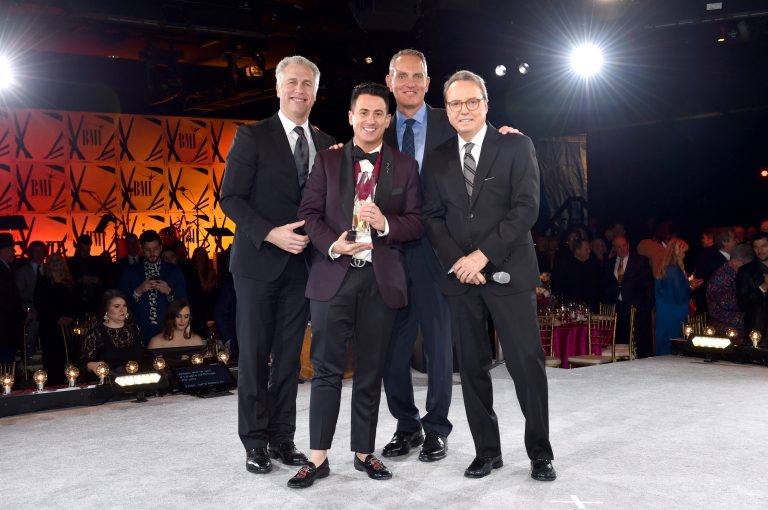 BMI Honors Jesse Frasure, Steve Cropper and More at 2018 BMI Country Awards
