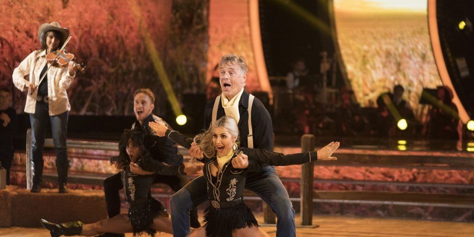 John Schneider, Bobby Bones Embrace Country Roots on <em>Dancing With the Stars</em>