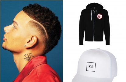 Enter For A Chance to WIN a Kane Brown 'Experiment' Prize Pack