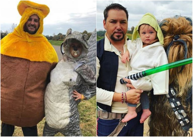 Jason Aldean, Luke Bryan + The Best 2018 Halloween Costumes