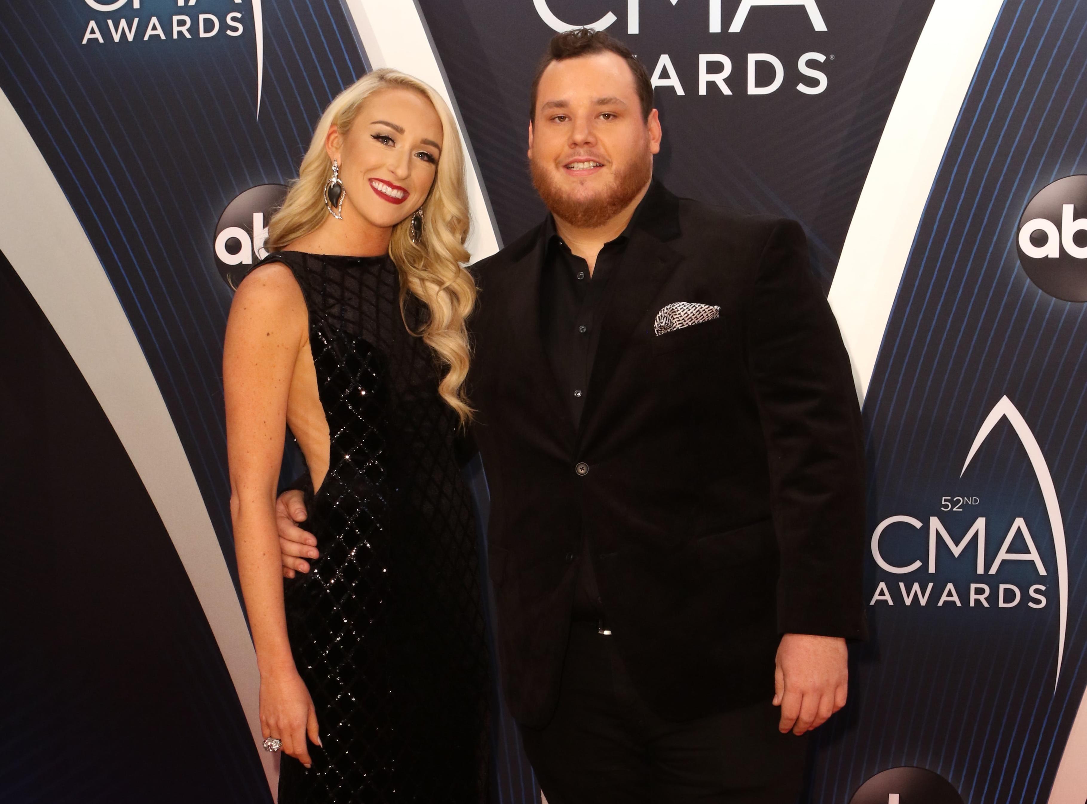 Luke Combs Engaged To Longtime Girlfriend Nicole Hocking Sounds Like Nashville