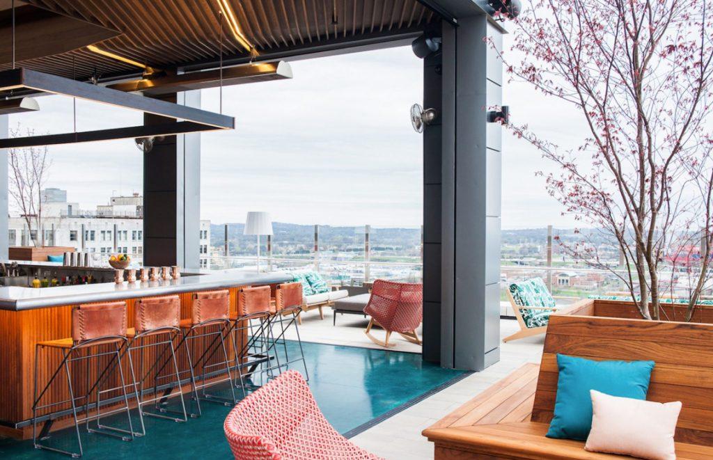 Noelle Hotel Rare Bird Bar